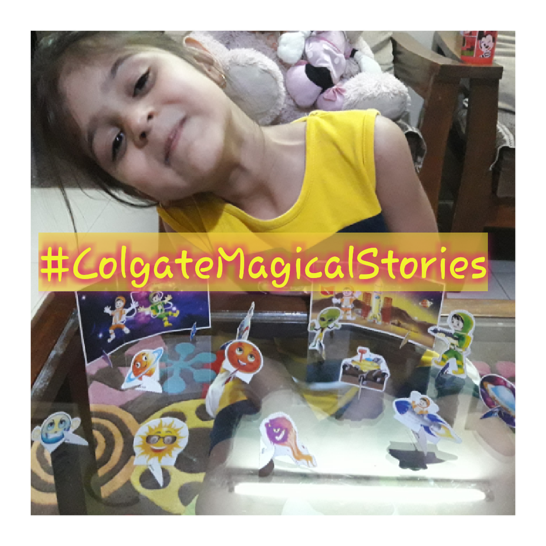 #ColgateMagicalStories: Mission To Save the Space