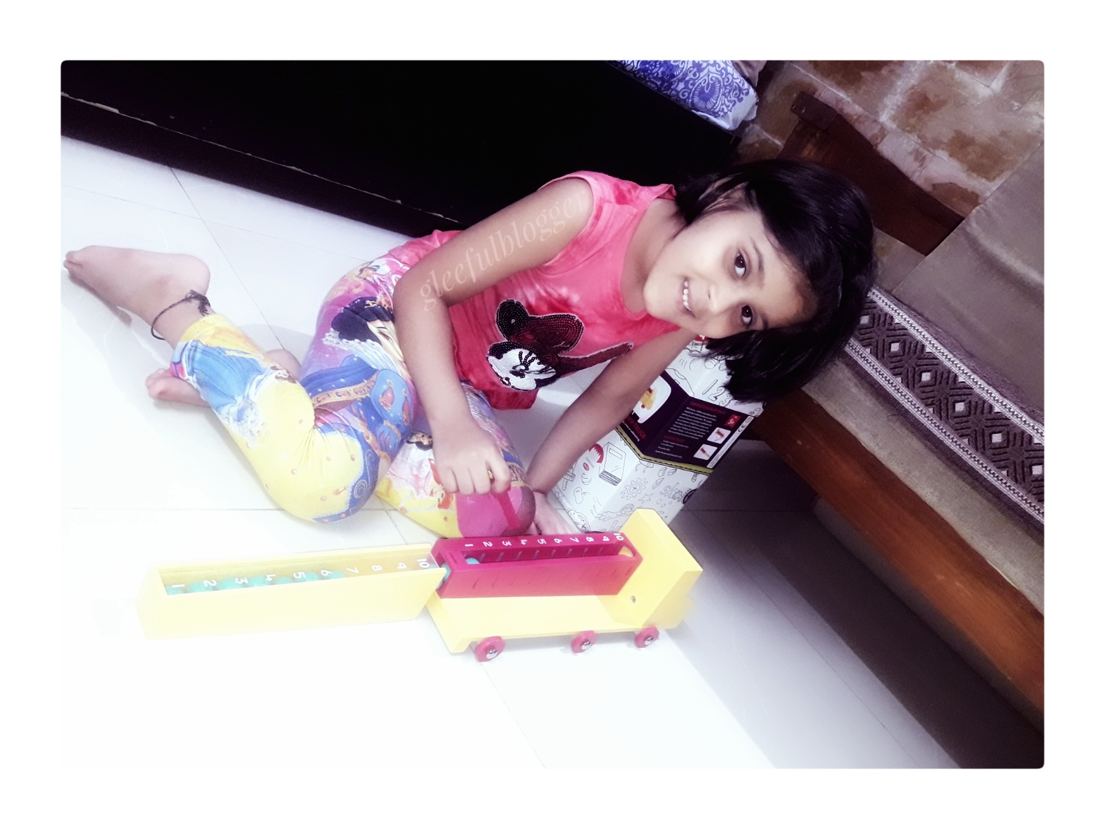 Educational Toys enhance learning & problem-solving ability in Children